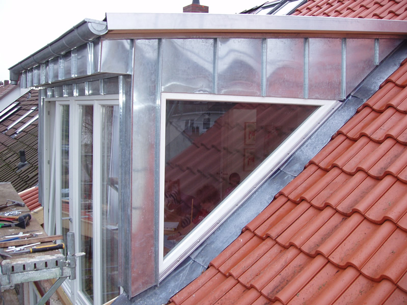 Dachfenster Und Gauben Rosenfeld Dachdecker